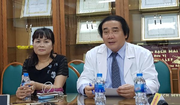 Nam bác sĩ ở Hà Nội tử vong do đột quỵ khi đang đá bóng
