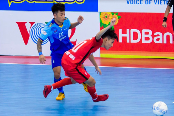 Giải Futsal VĐQG 2019: Sahako nối dài mạch chiến thắng