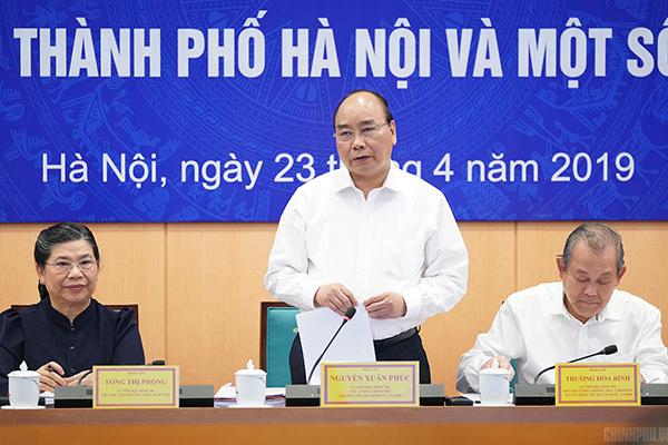 Thủ tướng: Mỗi địa phương phải dám làm, dám chịu trách nhiệm