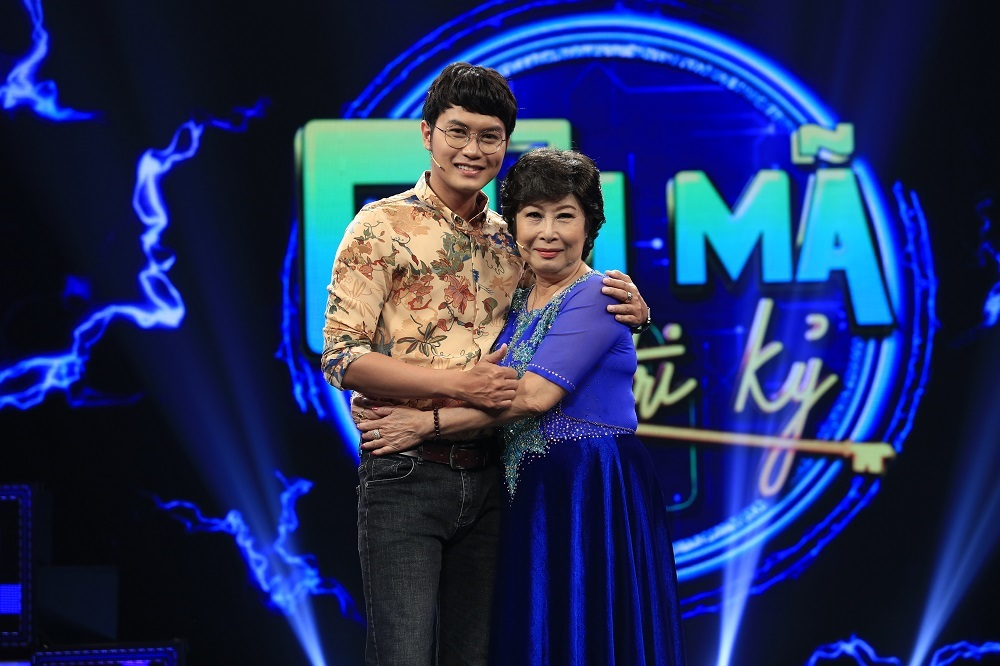 Nghệ sĩ Kim Phương không dám khóc khi chồng con qua đời