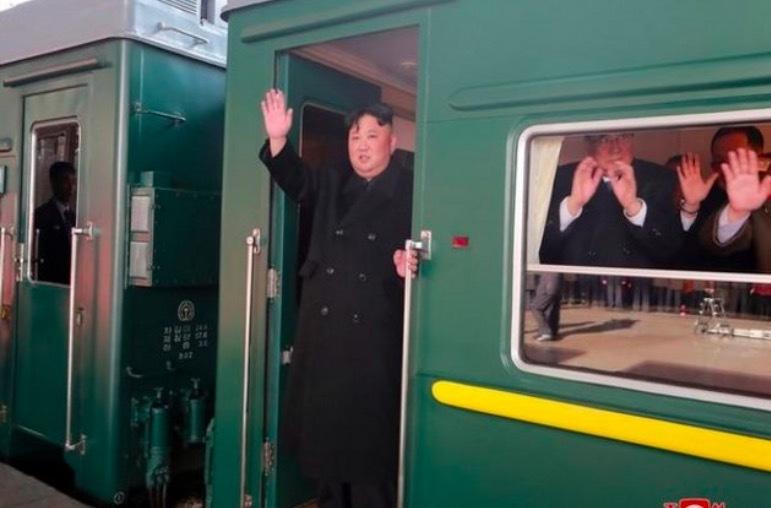 hội đàm Putin-Kim Jong Un,Kim Jong Un,Nga