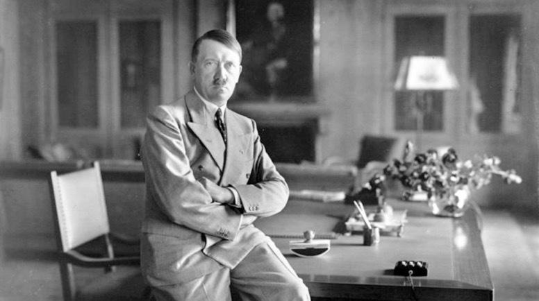 Trùm phát xít,Hitler,Đức Quốc xã,ria mép của Hitler