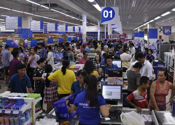 Saigon Co.op giảm giá mạnh hơn 30.000 sản phẩm