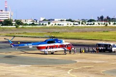 Helicopter-used air route to connect Vung Tau and Con Dao