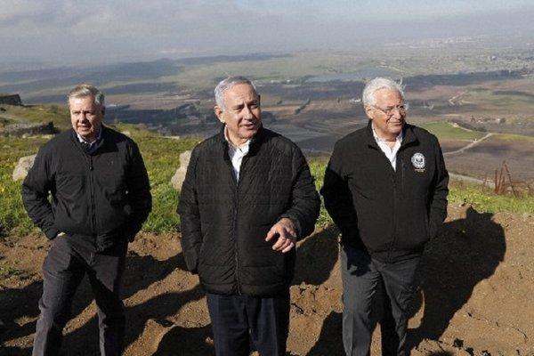 Israel muốn đặt tên vùng tranh chấp theo tên ông Trump