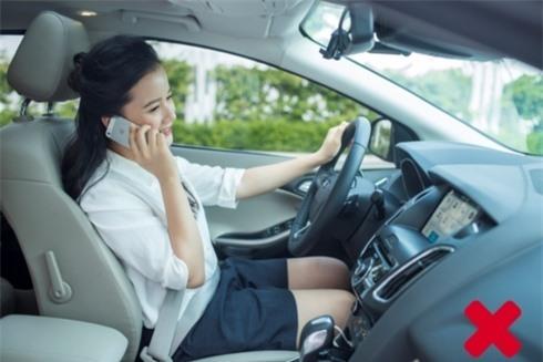 phụ nữ lái xe,tài xế nữ,lưu ý khi lái ô tô