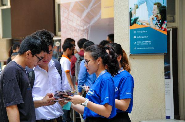 tuyển dụng,tập đoàn nước ngoài,sinh viên
