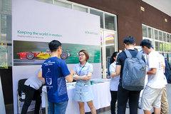 Công ty nước ngoài tuyển dụng Sinh viên Việt Đức tại trường