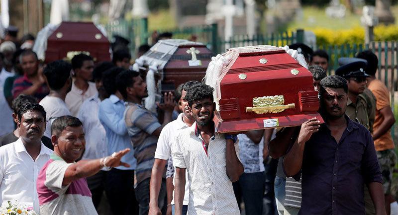 Thêm nhiều người chết ở Sri Lanka, số lượng nghi phạm tăng cao