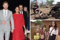 Lý do thực sự vợ chồng hoàng tử Anh muốn chuyển tới châu Phi sống?