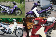 Choáng với những chiếc Suzuki xì-po giá khủng nhất Việt Nam