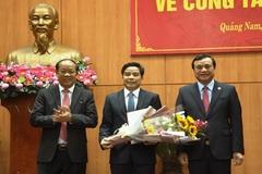 Công bố quyết định nhân sự Quảng Nam của Ban Bí thư