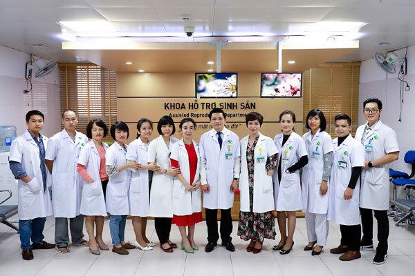 Những 'ông mụ, bà mụ' ở bệnh viện phụ sản Hà Nội