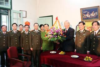 Thượng tướng Bùi Văn Nam kể kỷ niệm với nguyên Chủ tịch nước Lê Đức Anh