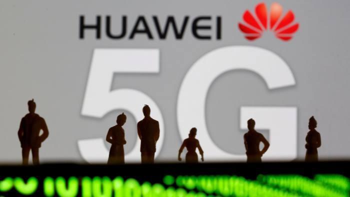 Anh cho phép Huawei tham gia mạng 5G