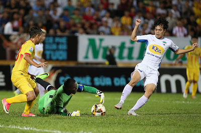 Lịch thi đấu vòng 8 V-League