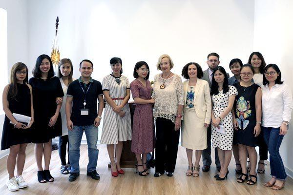 Uruguay,Việt Nam,hợp tác,bóng đá,giáo dục