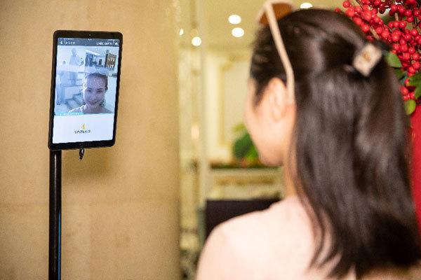Công nghệ nhận diện để du khách hưởng kì nghỉ 'vô lo'