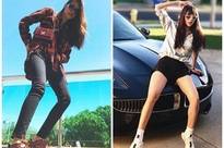 Không còn chút nào gương mặt 'hoa hậu quốc dân', Phạm Hương biến thành swag girl quá lạ lẫm