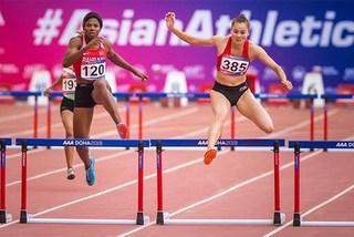 Vietnamese female runner wins Asian running gold medal