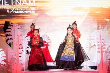 450 child models to join Vietnam Int'l Junior Fashion Week 2019