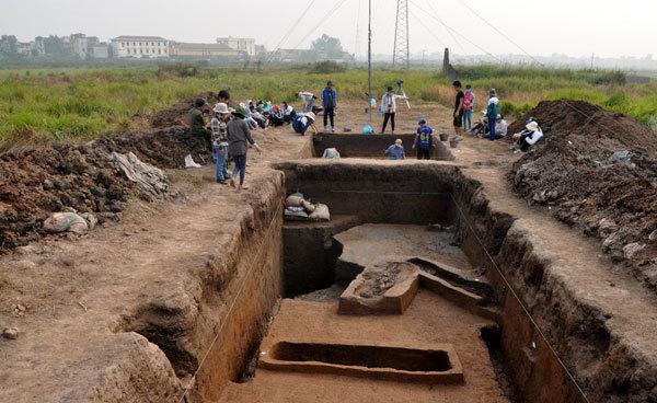 Excavation of Vuon Chuoi archaeological site starts tomorrow