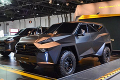 Karlmann King - chiếc SUV 1,8 triệu USD đắt nhất thế giới