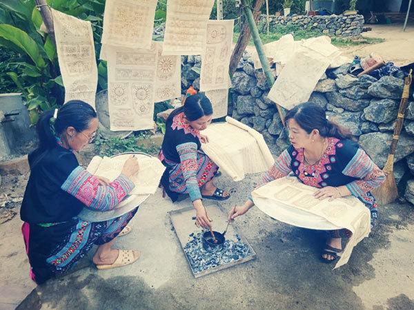 Khách ngoại ngày càng ưu ái hàng handmade thuần Việt
