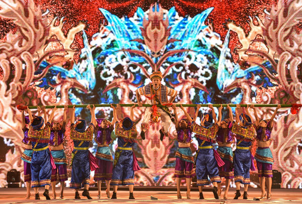 Sắc màu lễ hội ngập tràn Hạ Long