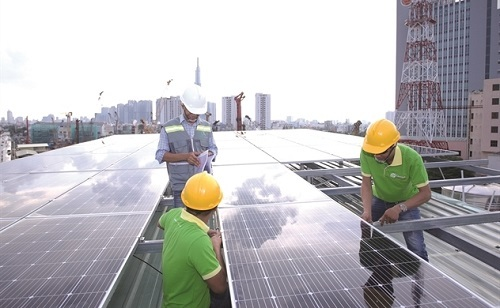 Solar power industry expecting big changes in second half of year