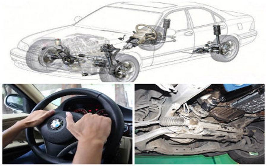 Dấu hiệu cảnh báo hệ thống lái hỏng tài xế nào cũng cần biết tránh tai nạn