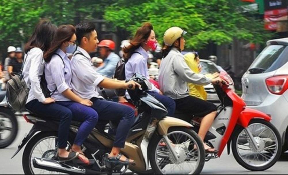 cấm xe máy,đào tạo lái xe,tai nạn giao thông.