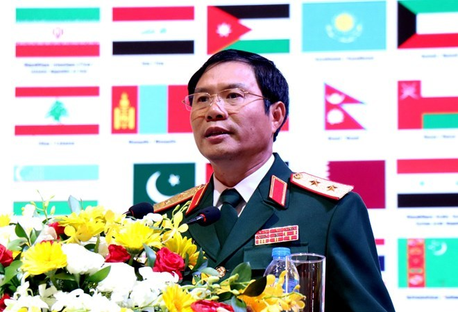 Int'l Military Sports Council opens 74th general assembly
