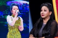 'Nữ hoàng rock' Ngọc Ánh thảng thốt vì ngỡ thí sinh Sao nối ngôi hát nhép
