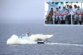 Pakistan khoe uy lực tên lửa hành trình tự chế mới