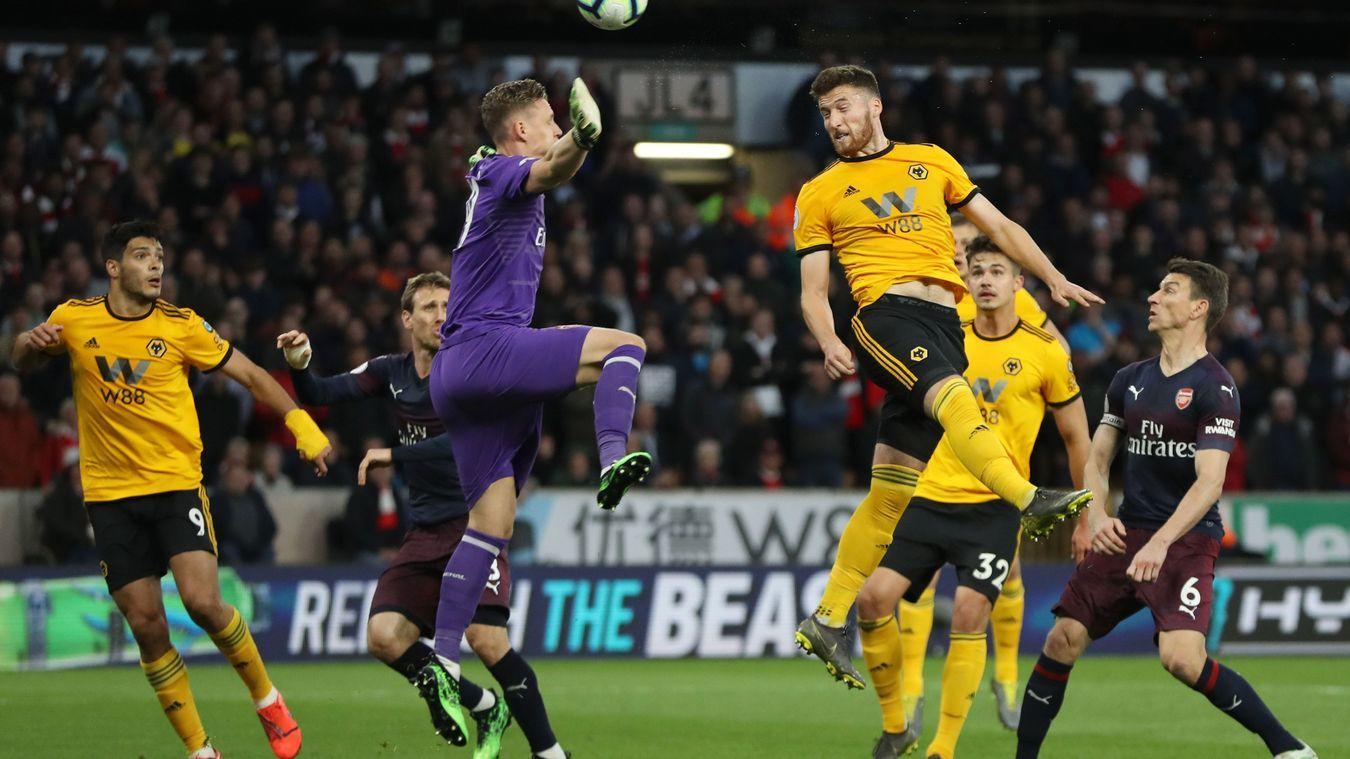 Arsenal tiếp tục thua muối mặt trước Wolves