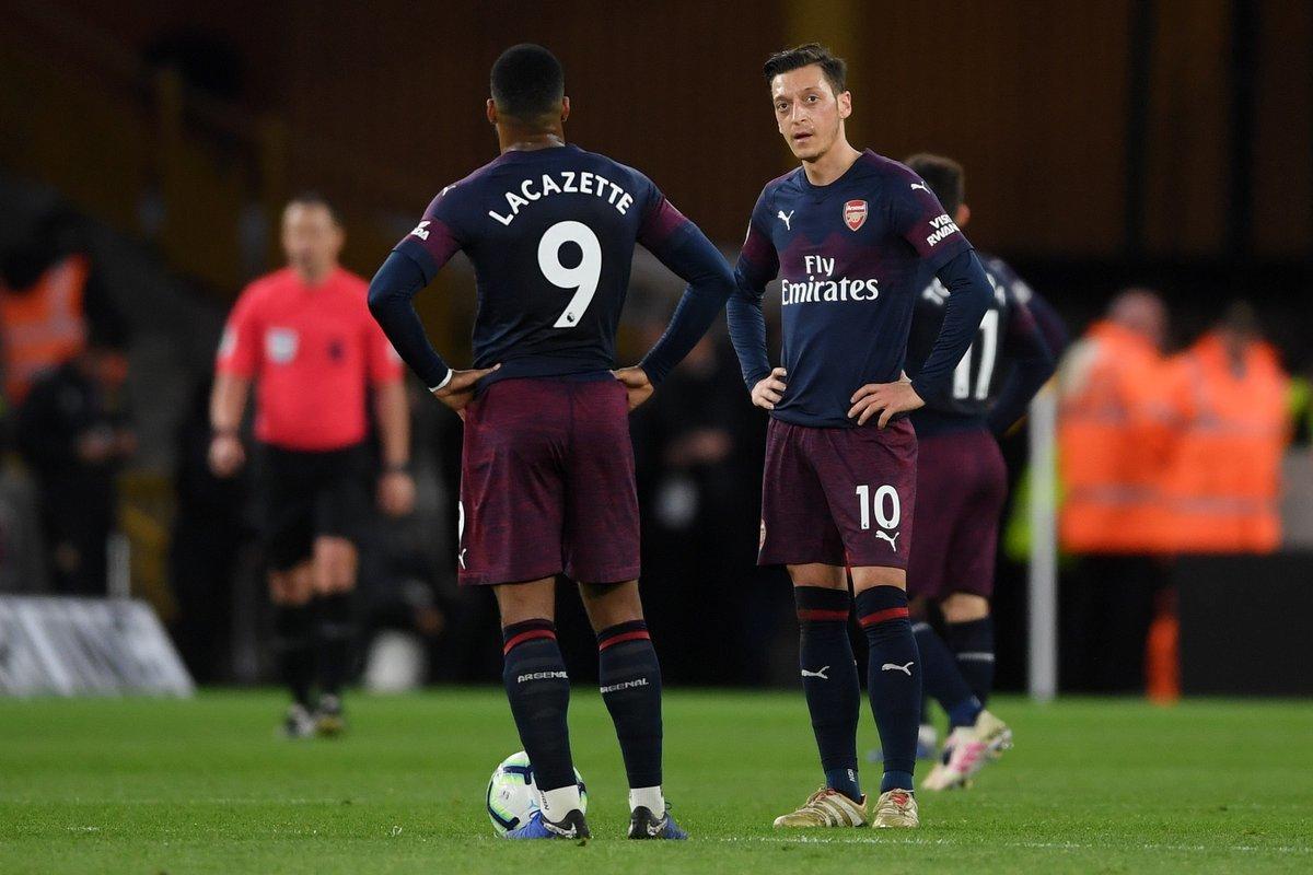 Arsenal,Wolves