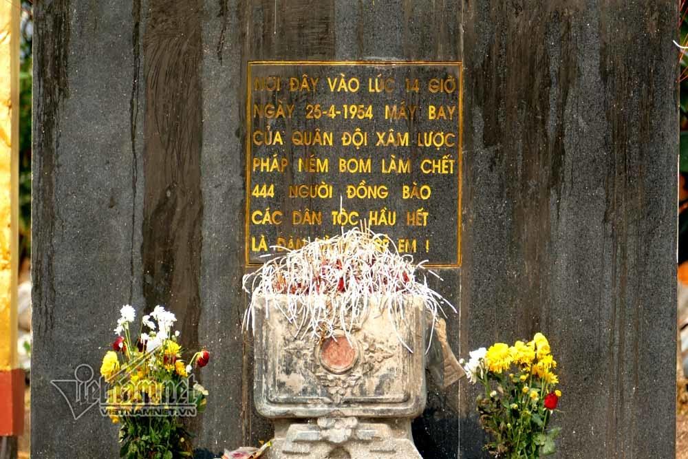 Mảnh ghép đau thương trong chiến dịch Điện Biên Phủ