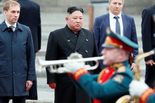 Kim Jong Un,Putin,thượng đỉnh Nga Triều,Kim Jong Un thăm Nga