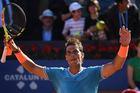 Naldal chật vật giành vé vòng 3 Barcelona Open