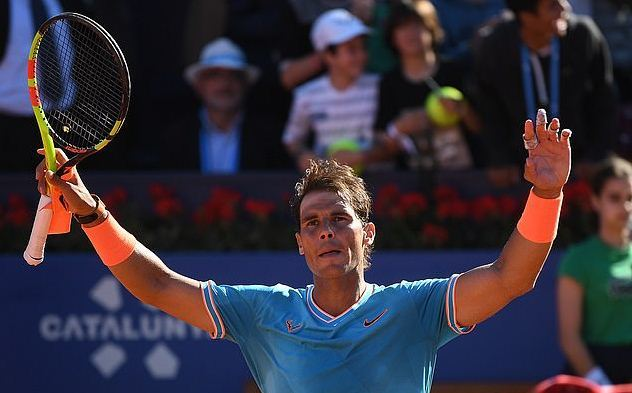 Nadal chật vật giành vé vòng 3 Barcelona Open