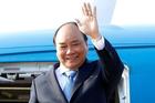 Thủ tướng lên đường tham dự Diễn đàn cấp cao hợp tác Vành đai-Con đường