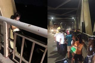 Bắc Ninh: Goá phụ bỏ lại 2 con, nhắn tin trước khi nhảy cầu Hồ tự tử