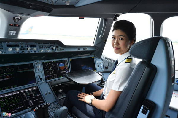 Bùng nổ hàng không, cơn khát phi công tại VN