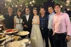 Đám cưới ngọt ngào lần 3 của NSND Trung Hiếu với vợ 9X