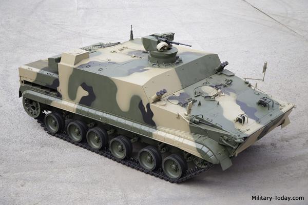 Thay đổi lạ trên mẫu xe bọc thép Indonesia mua từ Nga