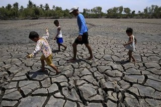 Study predicts more severe droughts in Southeast Asia