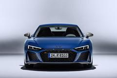 Siêu xe Audi R8 đứng trước nguy cơ khai tử, nhường chỗ cho e-tron GTR