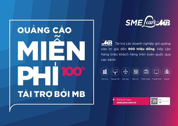 SMECare - MB hiện thực hóa chiến lược ngân hàng cộng đồng