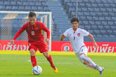 U23 Việt Nam đọ sức với U23 Myanmar trước SEA Games 30